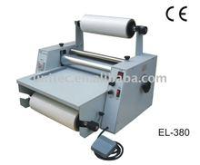 EL-380 Thermal Roll Laminator/One sided laminator