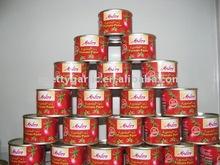 tomato paste in tins