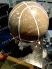 Man Made Acrylic Solid Surface Basketball