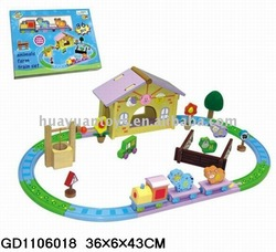 2011 Latest railway track made of wooden GD1106018