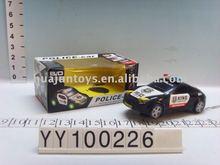 1:24 B/O POLICE CAR WITH LIGHT