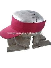 100% Cotton cheap sun visor/Sports cap
