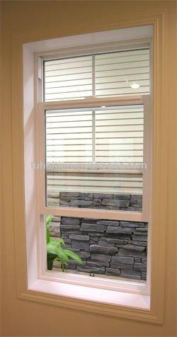 pvc coulissante verticale fen tre guillotine fen tres id du produit 466124864. Black Bedroom Furniture Sets. Home Design Ideas