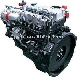Yuchai motor diesel del autobús yc4f90-21