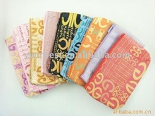 2011 Promotional small cosmetic bags with 8 colors
