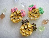 Soft bread key chain,emulation food imitation keychain