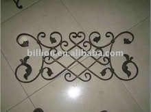 Decorative wrought iron railing parts iron gate fence railing parts iron gate fence railings staircase part