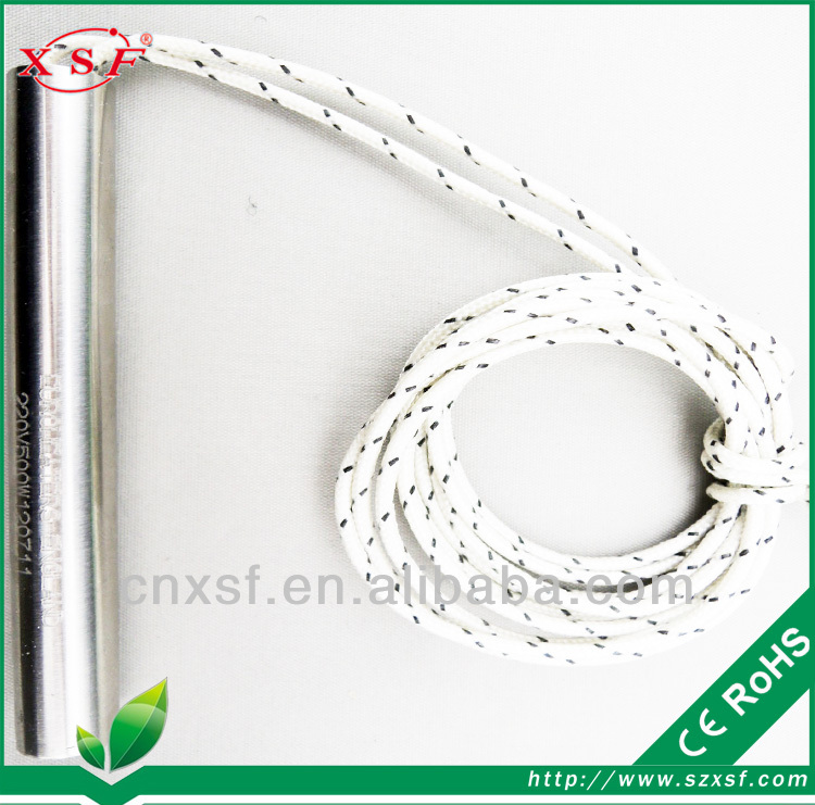 Industrial electric cartridge heaters Folded and Formed Heating Elements for manufacturers of ovens, furnaces and dryers