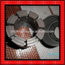 (AQ.BQ.NQ.HQ.PQ/AQTK.BQTK.BQ3.NQ2.NQ3.NQTT.HQ3.HQTT.PQ3.PQTT ) Diamond core drill bits