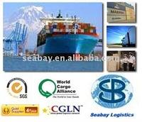 sea freight from Hongkong China to Morocco
