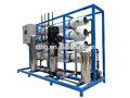 purificación de agua potable del sistema