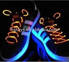 2012 new hot sale led lighting shoelace