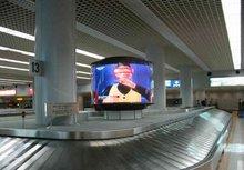 PH10 indoor 360 degree led display