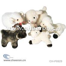 Sheep Plush Toy, Stuffed Lamb