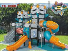 2011 safety interesting outdoor playground TX-008B