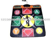 DVD&PC zipper-style dance mat pad