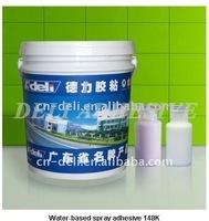 water based spray glue