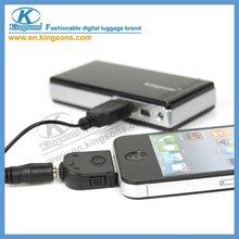 Universal USB Port Intelligent Portable Power Storage