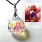 Crystal Ball Chandelier/Lamp Pendant