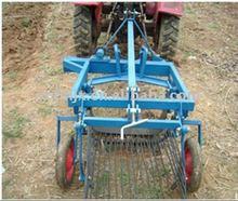vibrating type single-row potato harvester