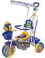 los niños del pedal triciclos