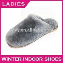 Austrilia double face sheepskin slipper Hot sale classic woman slipper