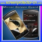 high quality PET mirror screen protector for 9530