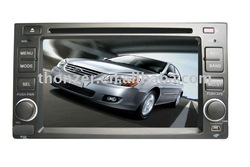 "6.2"" Special Car GPS DVD for KIA Cerato(TZ-KA6201)"