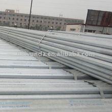 ASTM Galvanized iron tubes
