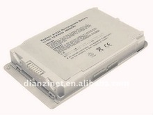 Replacement Laptop Battery Notebook Battery Rechargeable Li-ion Laptop Battery for Apple PowerBook Series