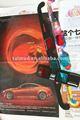 Promocional imagem 3D vermelho azul TC-3230