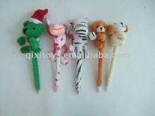 stuffed and plush animal pen