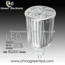 High power 10-30V 3*2W LED Bulb