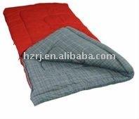 Envelope camping sleeping bags