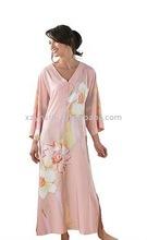 satin caftan 2011 new sleepwear