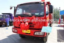 tipping body truck