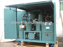 ZHONGNENG Series ZYD Electrical Transformer Oil Dehydration, Oil Purifier System