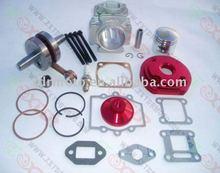 Mini bike engine cylinder