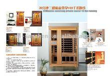 furniture of far infrared sauna room