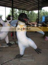 display equipment animatronic animal penguin