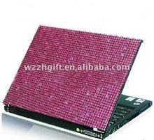 diamond jewelry laptop skin in hot promotion item