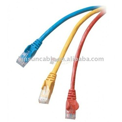 UTP CAT5E ETHERNET RF JUMPER CABLE(CE/ROHS/UL/ISO APPROVED)