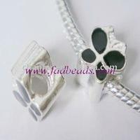 wholesale enamel bead,butterfly shaped bead