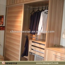 Solid wood bedroom wardrobes