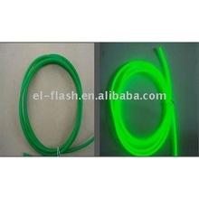Grass green el wire