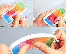 for iPhone 4G Rainbow crystal hard case