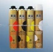 yingkou factory manufacture winter polyurethane foam sealant