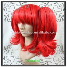 New fashion short red Cosplay lady's sexy wig/hairpiece