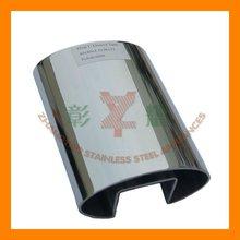 C& U Slot Steel Tubes