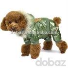Dog cotton apparel Pet Coat pet products